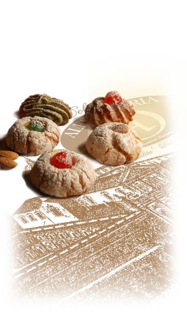 Traditional italian pastry